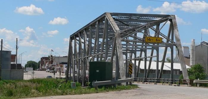 Logan Creek Bridge, Pender
