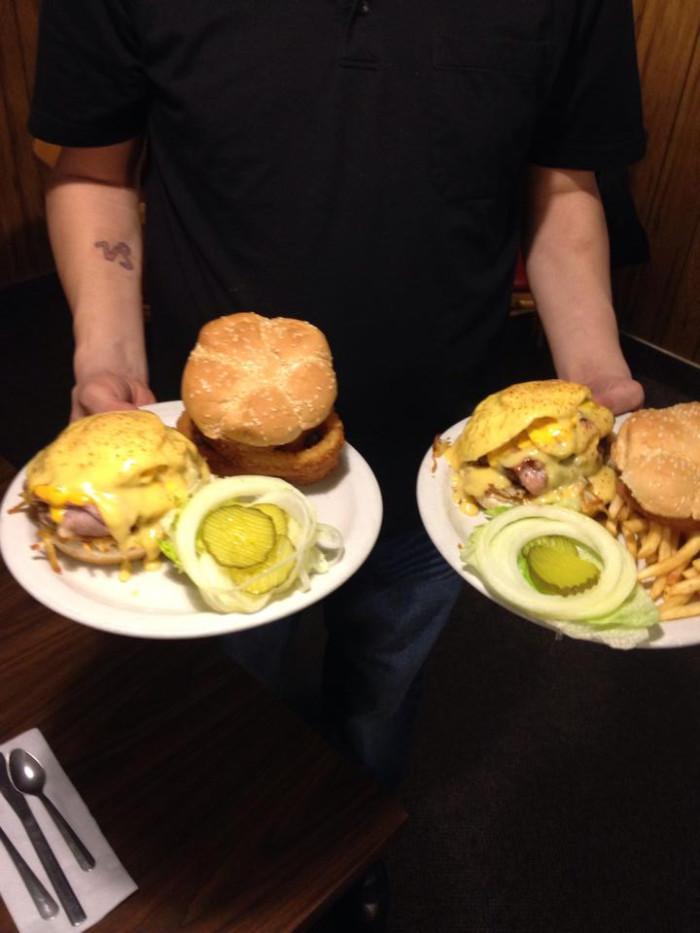 Louie M S Burger Lust Cafe Omaha Ne