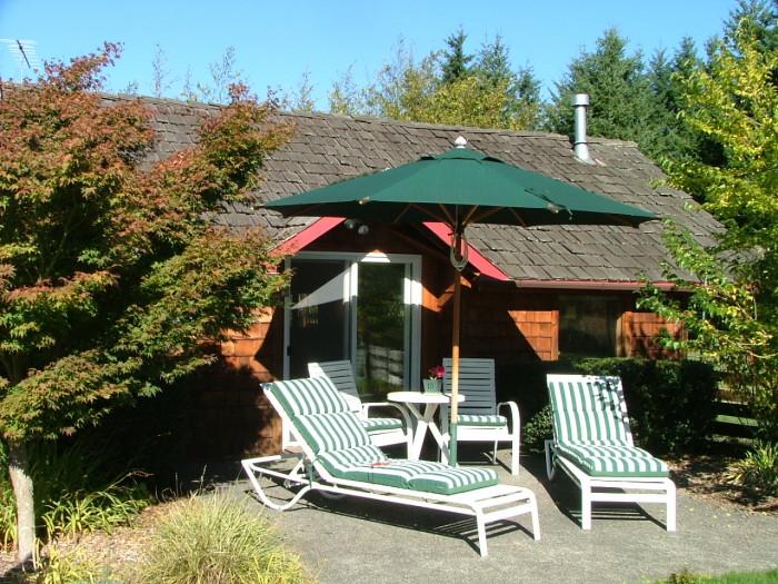 7. Maury Cottage - Vashon Island