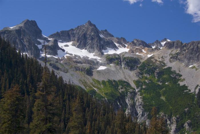 18. McGregor Mountain