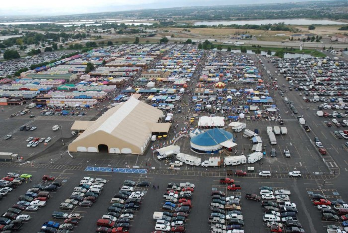 2.) Mile High Flea Market (Henderson)