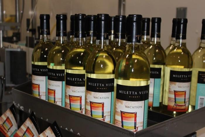Miletta Vista Winery, St. Paul