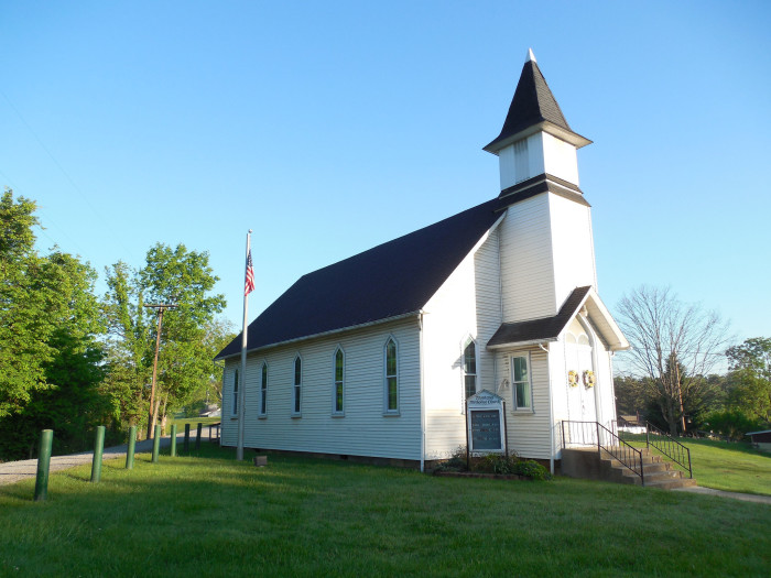 15. Montana Mines Methodist Church