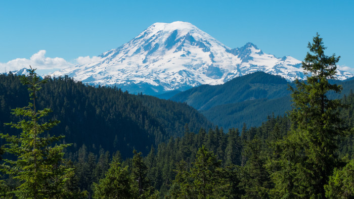 6. The legendary Mount Rainier was named after a British soldier named Peter Rainier who fought against the Americans in the Revolutionary War.