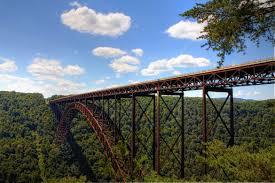 8. The New River Gorge Bridge