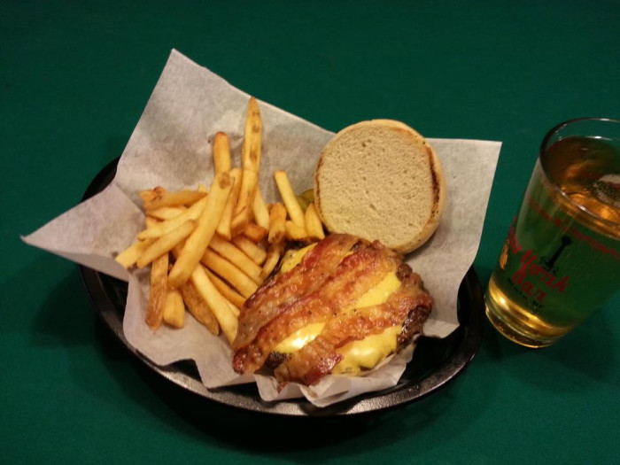 New York Bar & Grill, Blair