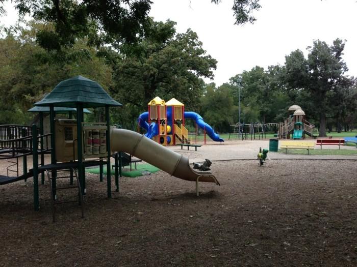 10) Trinity Park (Fort Worth)