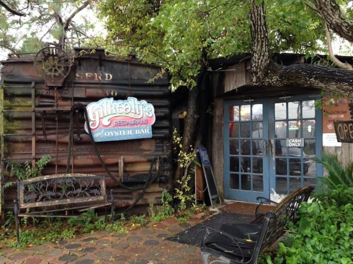 4) Gilhooly's Restaurant and Oyster Bar (Dickinson)