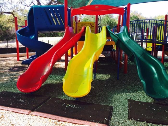 4) Trailhead Park (Austin)