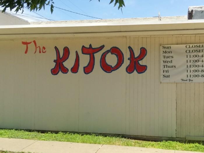 5) Kitok Restaurant (Waco)