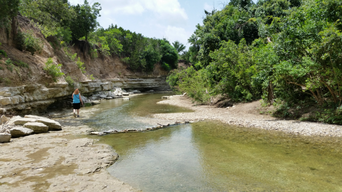 7) Walnut Creek Metropolitan Park (Austin)
