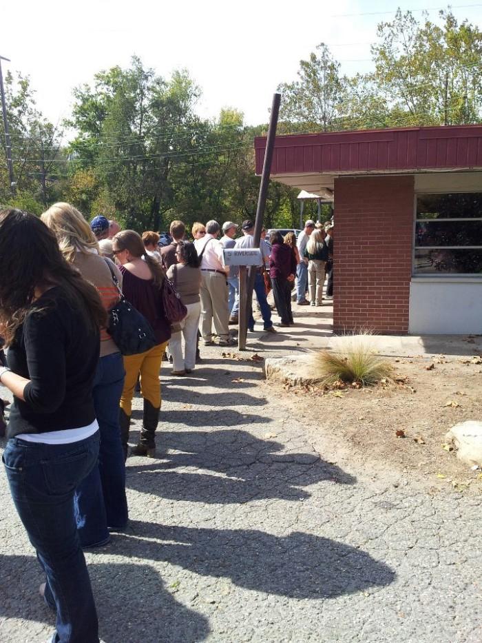 10. 12 Bones Smokehouse, Asheville