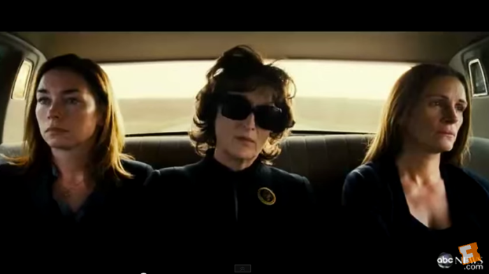 5. August: Osage County:  Based off a play by Tulsa-born, Tracy Letts, this 2013 movie was mostly filmed in Bartlesville and Pawhuska.  Watch the film and enjoy the scenery of Tenkiller State Park.