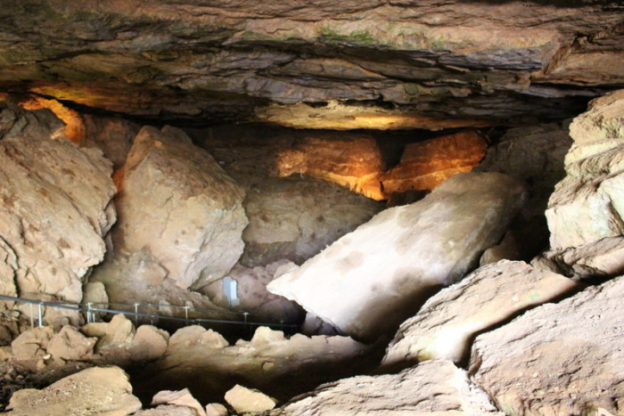 13. The world's largest deposit of alabaster is at Alabaster Caverns near Freedom, OK.