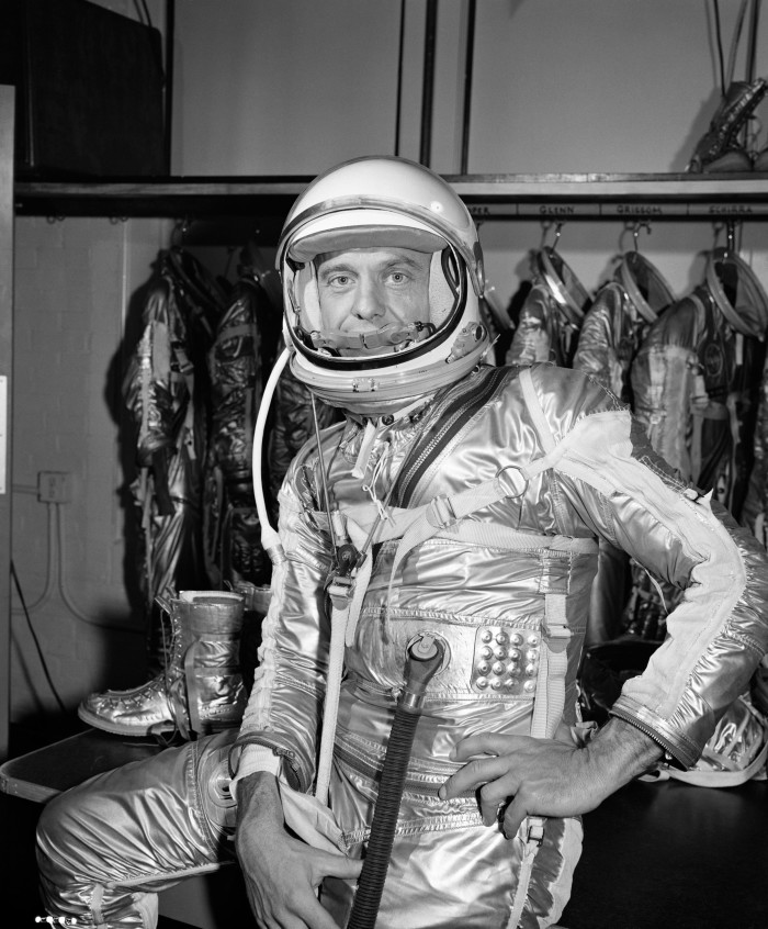 3. Pressurized Flight Suit