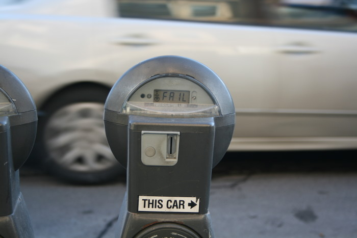 1. Parking Meter
