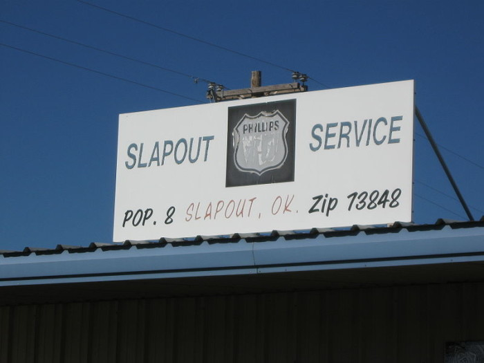 5. Slapout