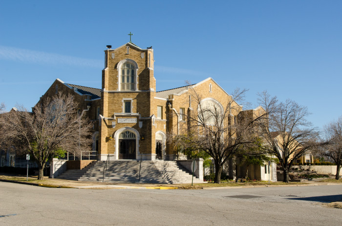 6. First Presbyterian Church, Sapulpa, OK