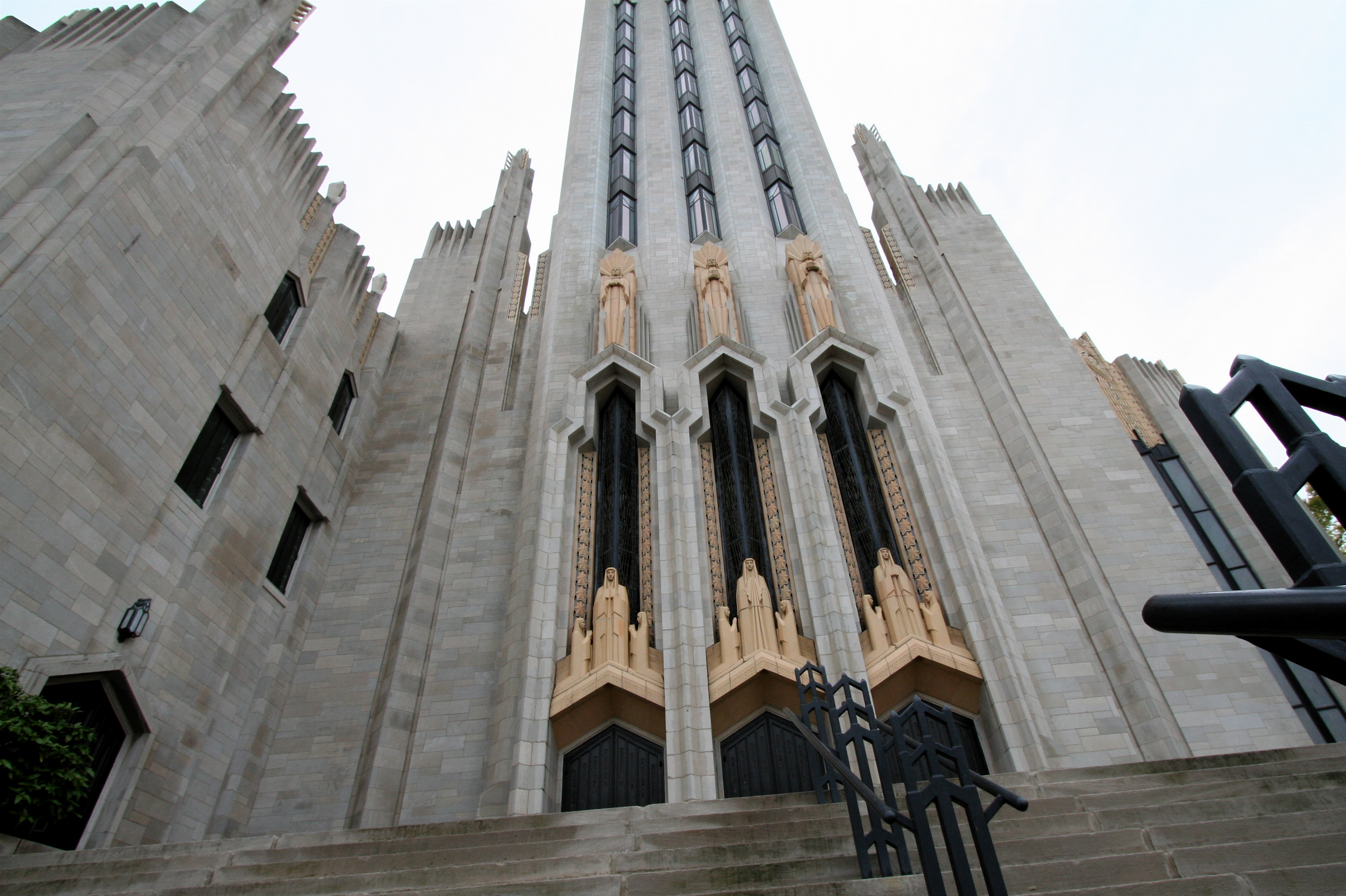 10 Beautiful Churches In Oklahoma