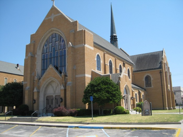 7. First United Methodist, Ada, OK