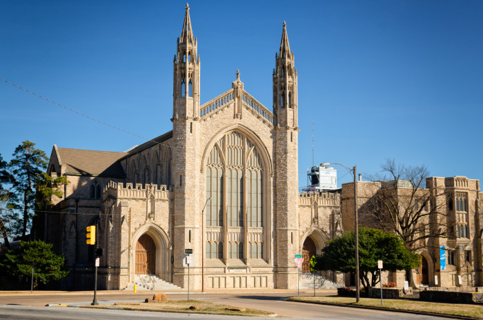 5. First United Methodist, Tulsa, OK