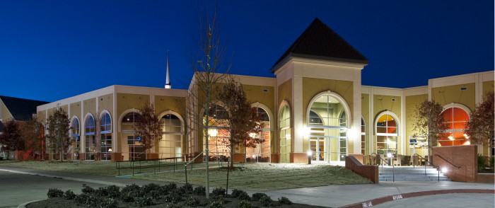 10 Beautiful Churches In Oklahoma