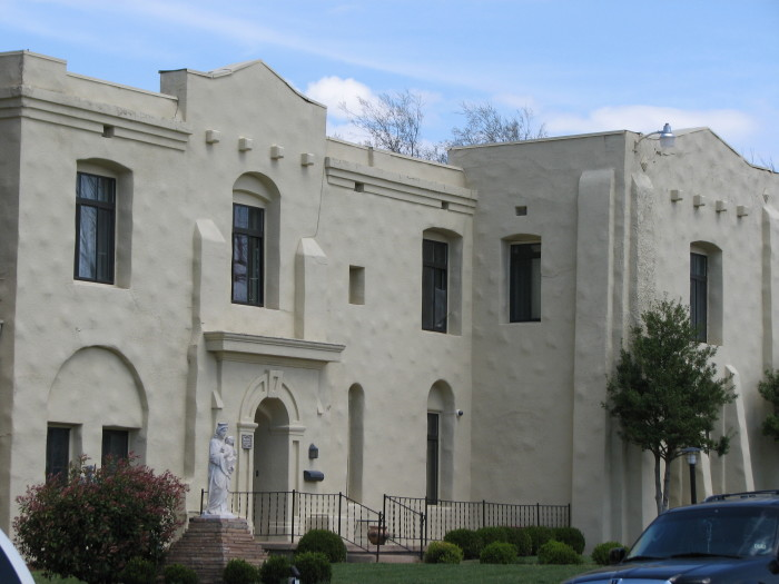 1. St. Francis Xavier Catholic Church, Tulsa, OK