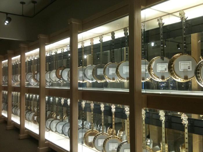 7. The American Banjo Museum