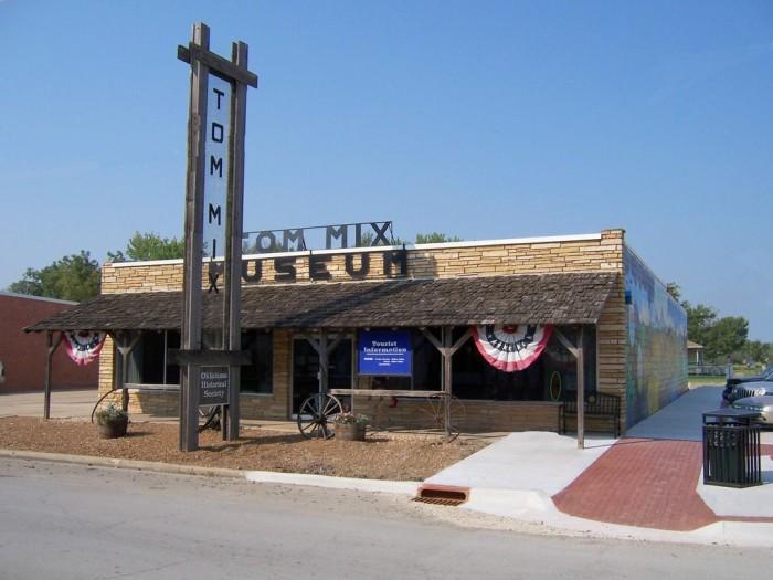 2. Tom Mix Museum