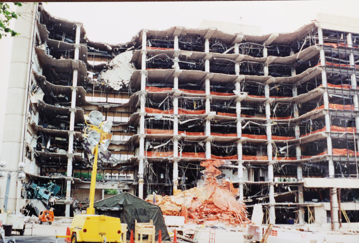 4. Government officials knew about the impending Oklahoma City bombing and failed to act on that knowledge.