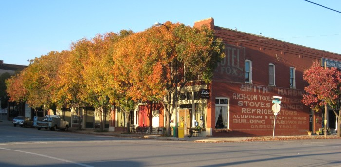 11. The Brady Arts District