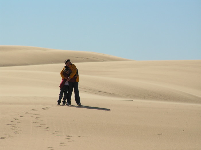 1. Little Sahara State Park