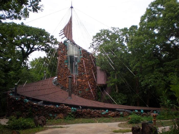 6. The Bavinger House