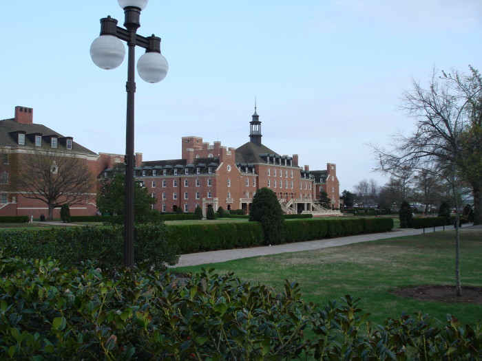 4. The Atherton Hotel at Oklahoma State University, Stillwater