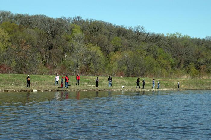 11. Fishing