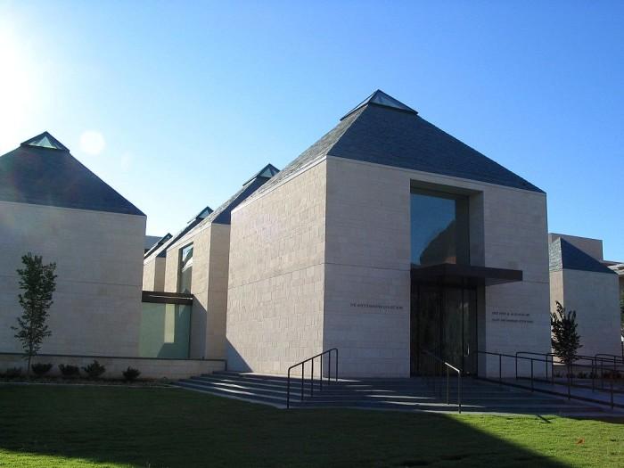 5. Fred Jones Jr. Museum of Art