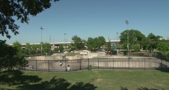 9. Matt Hoffman Action Sports Park