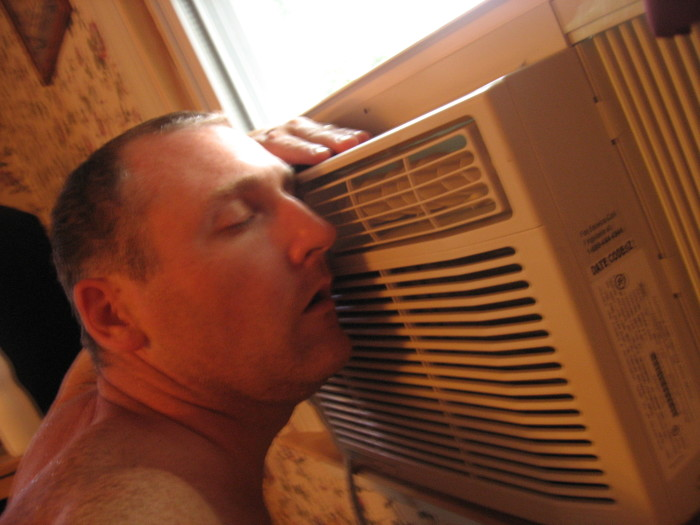 1. Air Conditioning- You might be able to survive without it but it's not going to be pleasant.