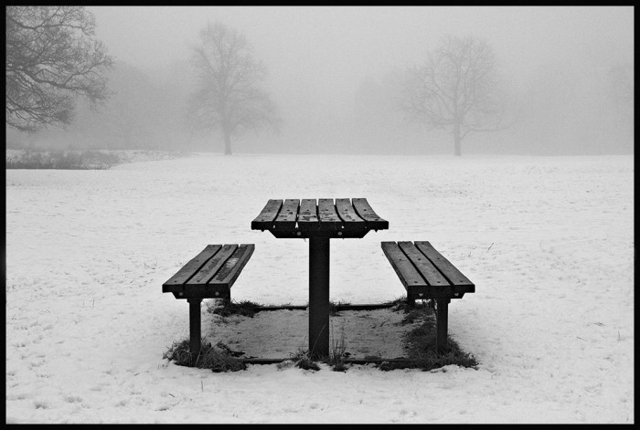 2. Flexible Attitude- Things change rapidly in Oklahoma....like the weather.  You could plan a picnic in the morning when the sun is shining and by the time your afternoon picnic rolls around, it could look like this. You must be able to roll with the punches.