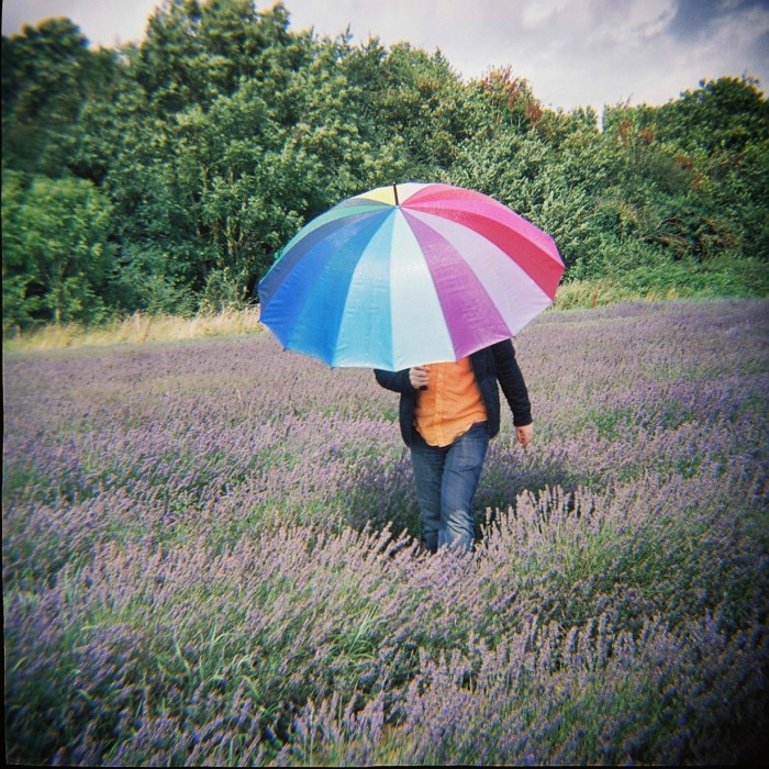 4. Umbrella- Have one with you even if it doesn't look like you will need it.