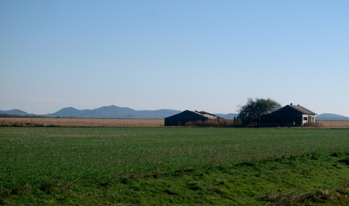 4. This abundant, green farm is west of the Wichita Mountains in southwest Oklahoma.