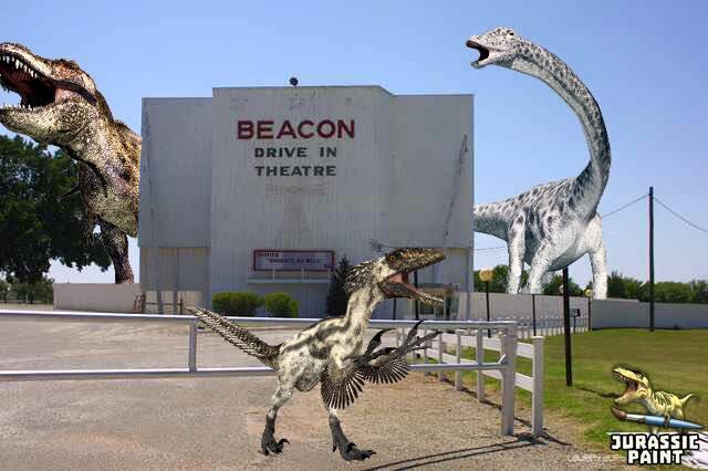 5. Beacon Drive-In Theatre