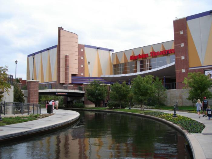7. Harkins Bricktown Cinemas 16 (Oklahoma City)