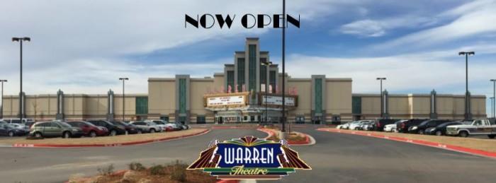 6. Warren Theater (Broken Arrow)