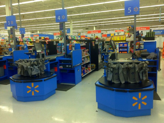 3. Walmart is not the only place we shop.