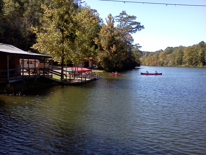 1. Beaver's Bend State Park: Broken Bow