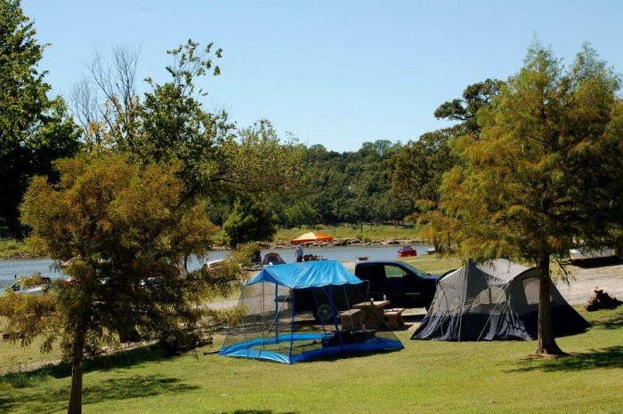 Rv Rent To Own >> Top Camping Spots in Oklahoma