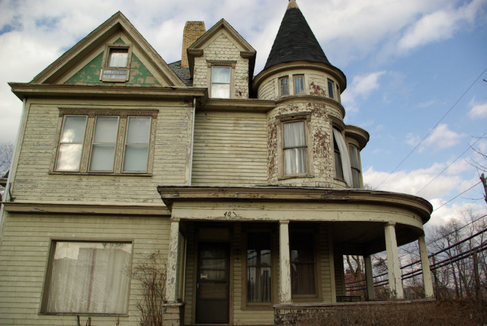 3. This old house in Fairmont