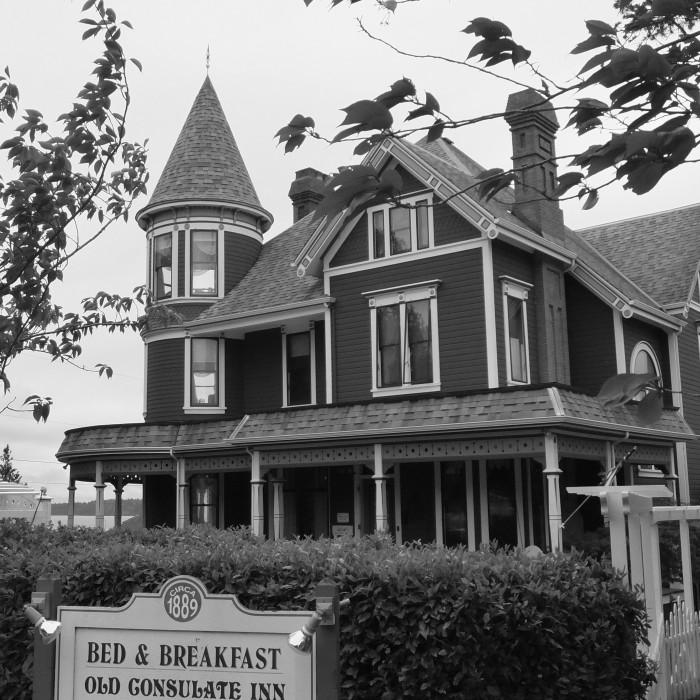 6. Old Consulate Inn - Port Townsend