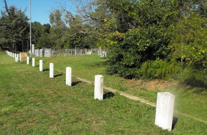 11. Old Rondo Cemetery